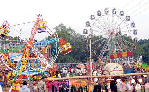 Jhirir-mela-fair