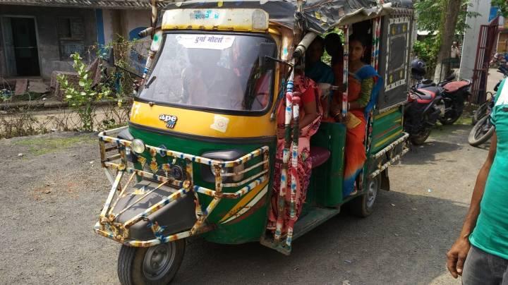 नगर पंचायत टोलनाका कर्मियों ने की ऑटो चालक से मारपीट