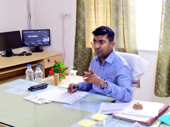 DC Sahibganj Rajeev Ranjan