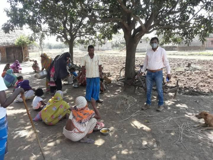 महेशपुर के 32 पंचायतों में शुरू किया गया सीएम दीदी किचन (1)