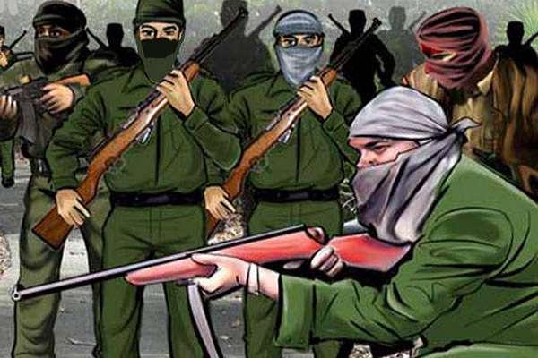 झारखंड के चतरा में AK-47 और 130 गोलियों के साथ नक्सली कमांडर गिरफ्तार