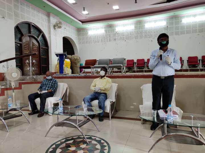 पत्रकारों के लिए विशेष जांच शिविर तथा इंटरेक्शन कार्यक्रम का आयोजन